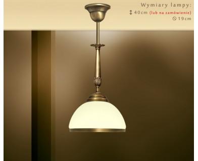Klasyczna lampa sufitowa NR-S1ME