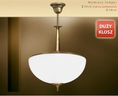 Klasyczna lampa sufitowa NR-S1AD