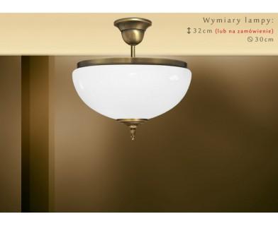 Lampa klasyczna mosiężna NR-S1AK