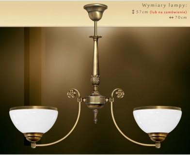 Klasyczna lampa 2-punktowa NR-S2A