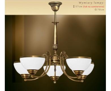 Klasyczna lampa 5-punktowa NR-S5A