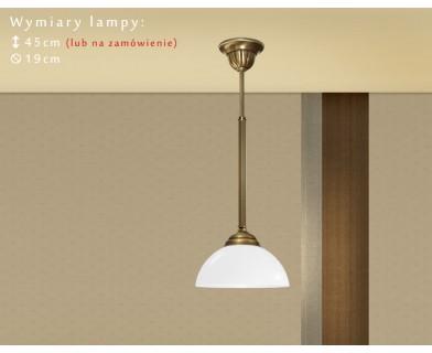 Lampa sufitowa mosiężna BM-S1C