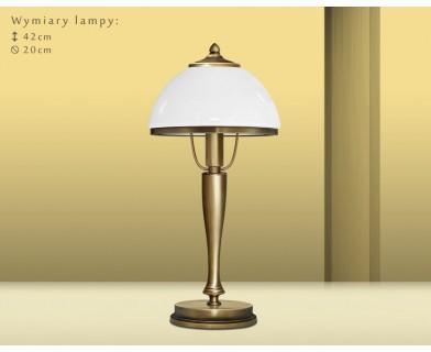 Klasyczna lampa stołowa PR-B1G