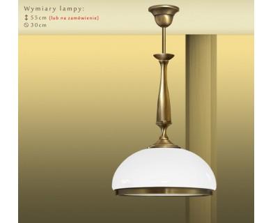 Lampa klasyczna z 1 kloszem PR-S1