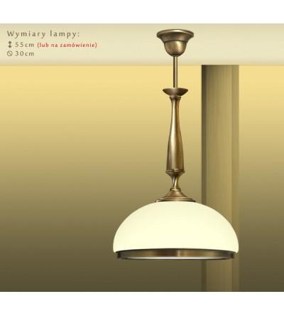 Lampa klasyczna z 1 kloszem PR-S1E