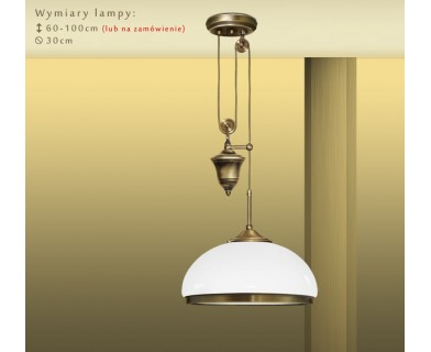 Lampa klasyczna PR-S1P