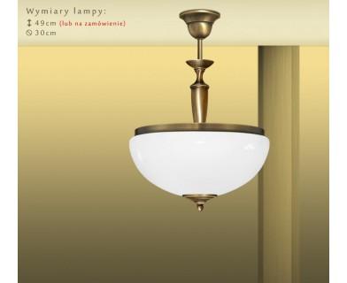 Lampa klasyczna z mosiądzu PR-S1A