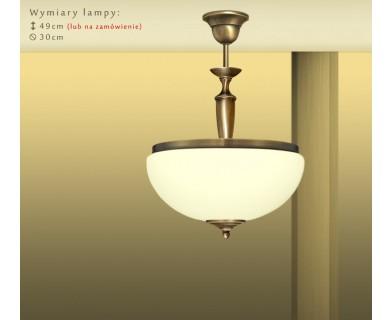 Lampa sufitowa z mosiądzu PR-S1AE