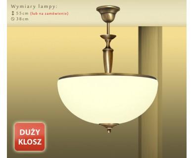 Lampa klasyczna mosiężna PR-S1ADE