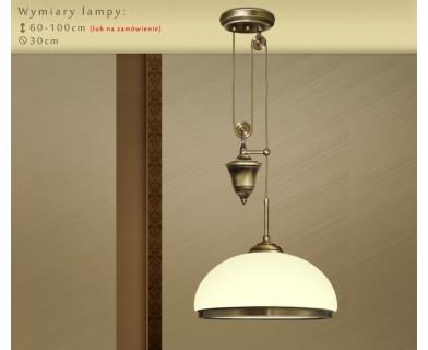 Lampa z przeciwwagą SR-S1PE
