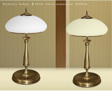 Lampa gabinetowa mosiężna T-B2