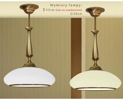Klasyczna lampa sufitowa T-S1