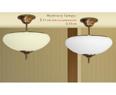 Klasyczna lampa sufitowa T-S1AK