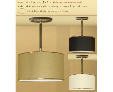Lampa mosiężna LC-S1