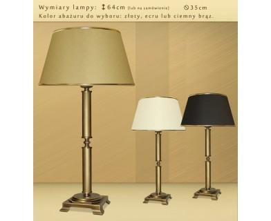 Lampa nocna mosiężna LK-B1S