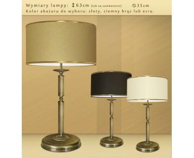 Lampa biurowa mosiężna LG-DP
