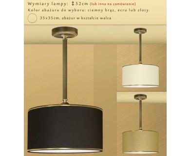 Lampa mosiężna LE-S1
