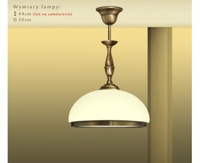 Lampa sufitowa mosiężna PR-S1CE