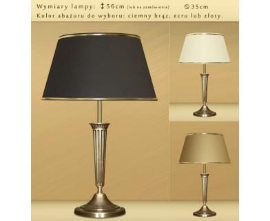 Lampa gabinetowa z mosiądzu K-B2