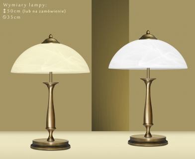 Klasyczna lampa na biurko U-B2B