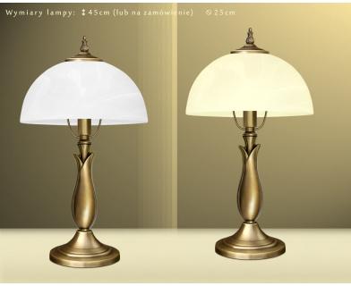Klasyczna lampa nocna M-B1