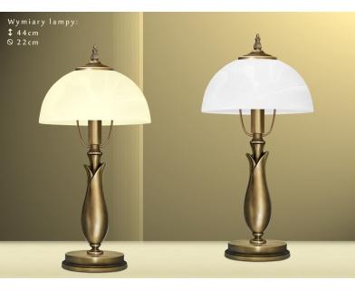 Mosiężna lampa nocna M-B1G