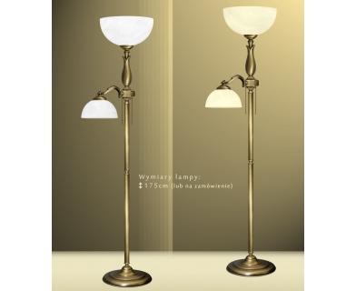 Klasyczna lampa podłogowa M-P2