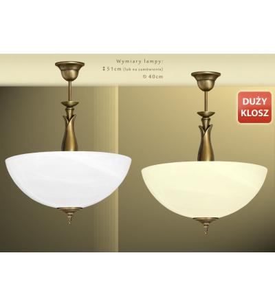 Lampa klasyczna mosiężna M-S1ABD