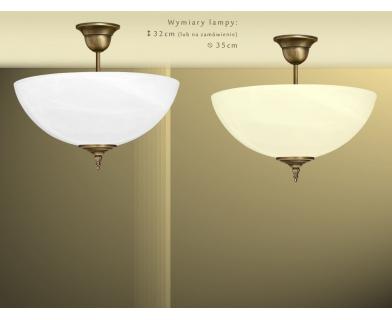 Klasyczna lampa sufitowa M-S1A