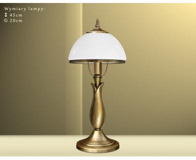 Mosiężna lampa nocna MR-B1