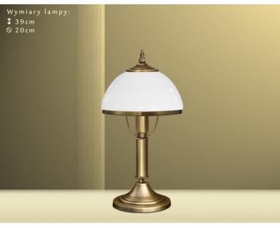 Lampa stołowa mosiężna MR-B1B