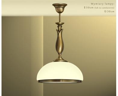 Lampa klasyczna mosiężna MR-S1E