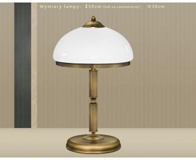 Lampa biurowa mosiężna HR-B2