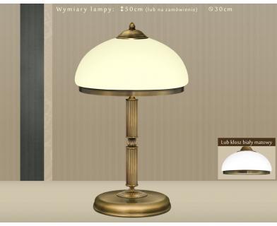 Klasyczna lampa na komodę HR-B2E
