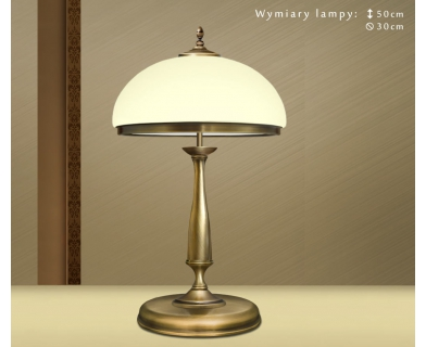 Lampa gabinetowa z mosiądzu SR-B2E