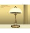 Mosiężna lampa biurkowa PR-B2E