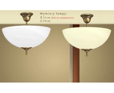 Lampa klasyczna mosiężna C-S1AK