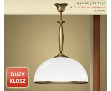 Lampa klasyczna mosiężna CR-S1D