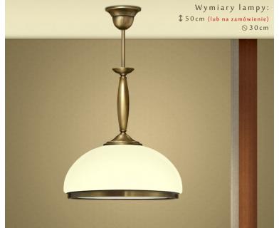 Klasyczna lampa sufitowa CR-S1E