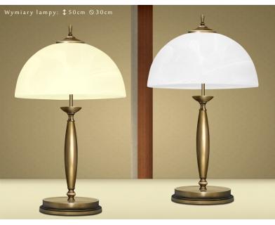 Klasyczna lampa na biurko C-B2B