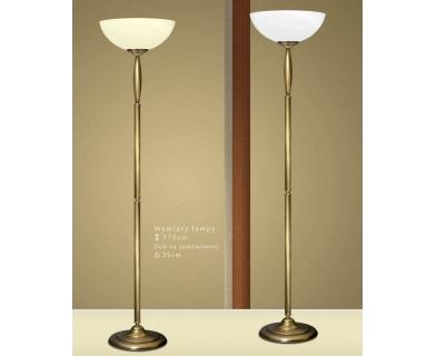 Lampa podłogowa z mosiądzu C-P1A
