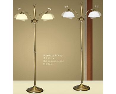 Klasyczna lampa podłogowa C-P2N