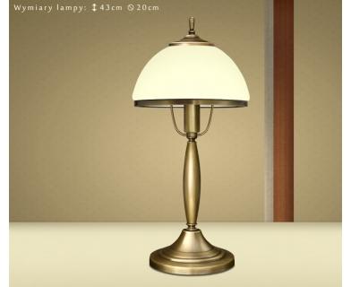 Klasyczna lampa biurkowa CR-B1E