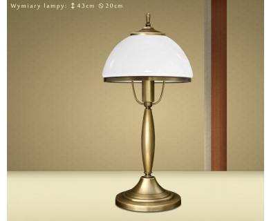 Klasyczna lampa stołowa CR-B1