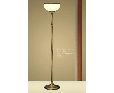 Klasyczna lampa podłogowa CR-P1AE