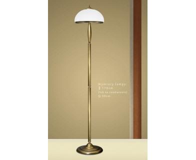 Klasyczna lampa podłogowa CR-P1