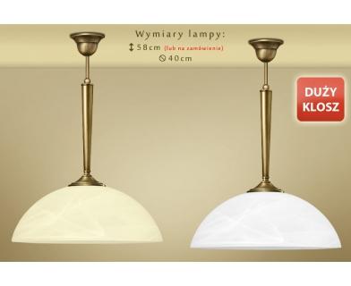 Lampa klasyczna z mosiądzu Y-S1D