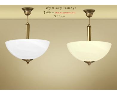 Lampa klasyczna z mosiądzu Y-S1A