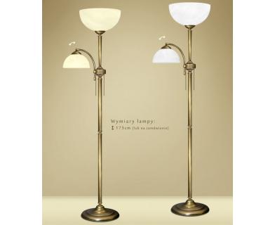 Lampa podłogowa mosiężna Y-P2