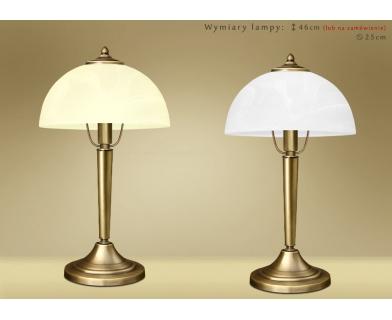 Mosiężna lampa nocna Y-B1B
